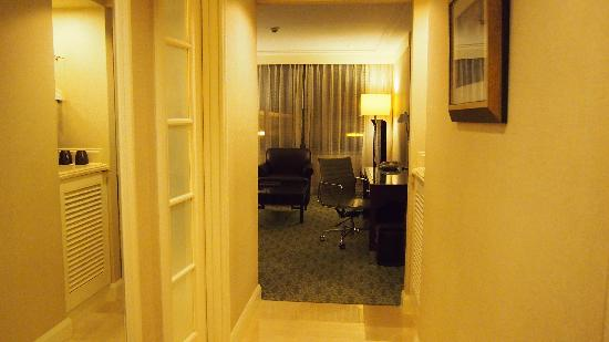 JW Marriott Hotel Seoul: 入口