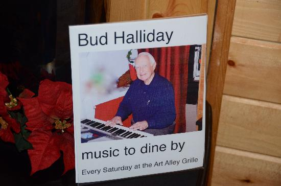 Art Alley Grille: Musical Entertainment