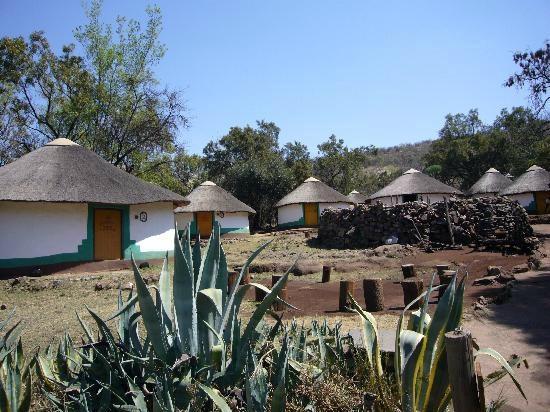 aha Lesedi Cultural Village: Xhosa Village