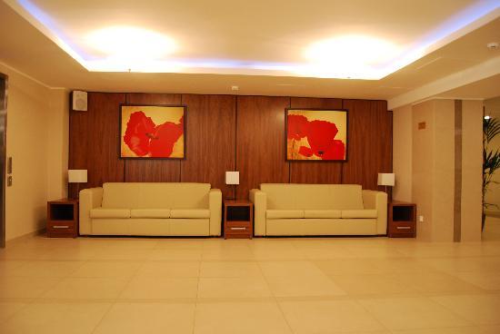 Hotel Aminevskaya: Lobby