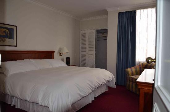 Mercure Hotel Alameda: Schlafbereich