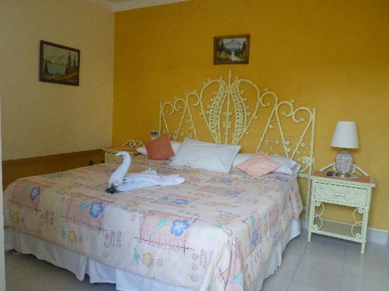 62 St. Guest House: Notre chambre