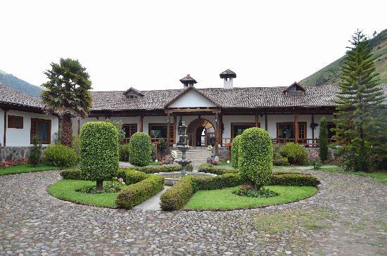 Hacienda Leito: Hacienda
