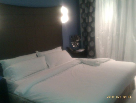 Avanti Mohammedia Hotel: HABITACION VISTA AL MAR