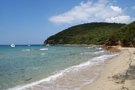 Scarlino, Italia: Spiaggia