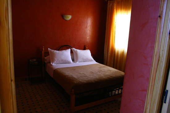 Hotel marmar: our room
