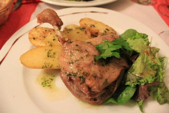 Homemade Confit De Canard Picture Of Ma Salle A Manger Paris