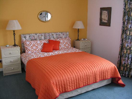 Bellevue Bed & Breakfast: chambre
