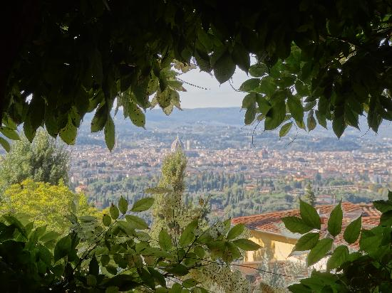 villa miralunga bb a natural frame for an amazing view of florence - Natural Frame