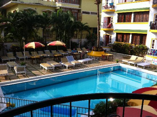 Santa Monica Resorte: santa monica pool