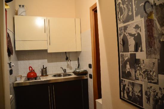 Apartments Casa Navona: Mini Kitchen