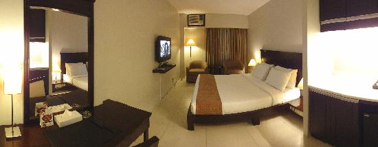 Millenia Suites Ortigas: Room