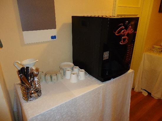 B&B Matteotti: Caffè