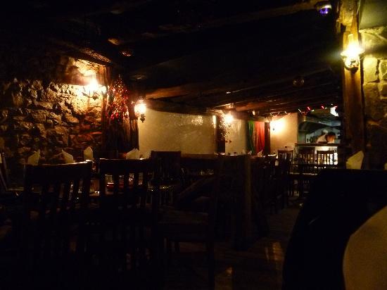Madeira: Inside the venue