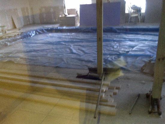 Residence Inn Hanover Lebanon: The Pool!