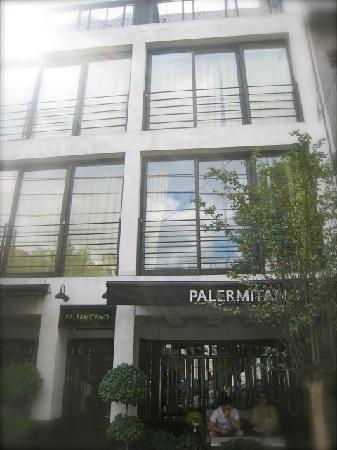 Hotel Palermitano by DON: Front View