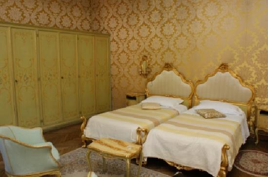 Ca' Zanardi: Chambre