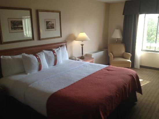 Holiday Inn Country Club Plaza: Room 225 Bed