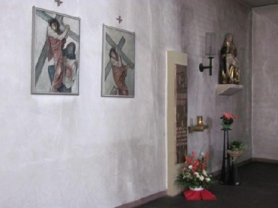Convent of the Franciscan Friars Minor: modern calvary