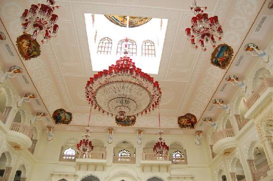 The Shiv Vilas: lobby