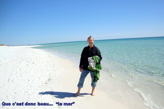 Sandestin, Flórida: quel plage magnifique