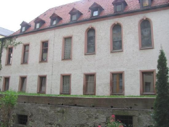 Augustiner Kloster: exterior