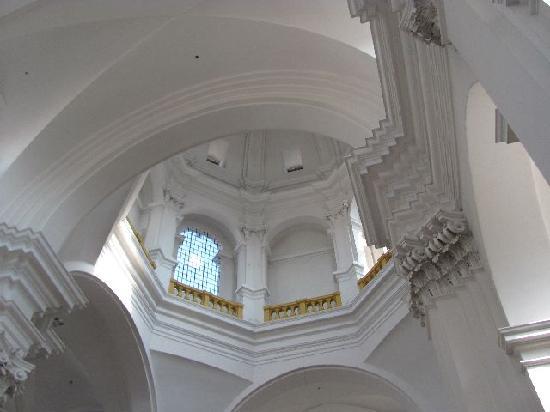 Stift Haug: dome