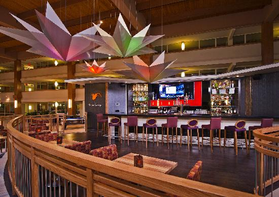 Crowne Plaza, Suffern: Koi Lounge