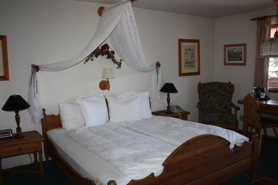 Hotel Pension Anna: Zillertal Room