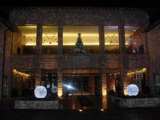 Hotel Cenacolo: Hotel esterno