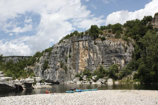 Isla Cool Douce : great location