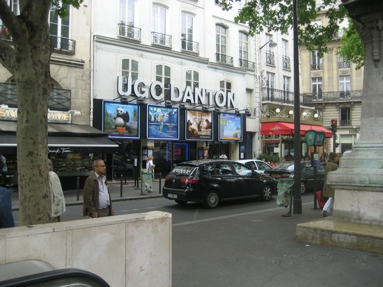 Odeon, Theatre de L'Europe