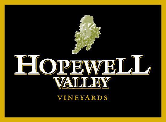 Hopewell Valley Vineyards: HVV Logo