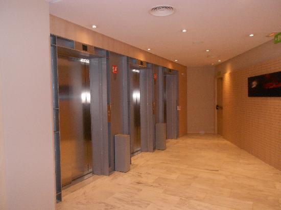 Hotel Paseo del Arte: ascensori