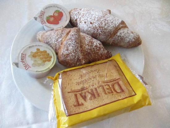 Hotel Gasparina: dolce colazione