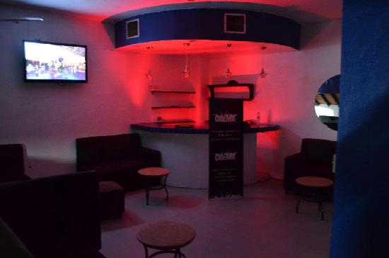 Crema Nightclub : VIP Lounge