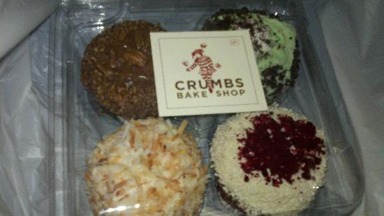 crumbs: Our choices