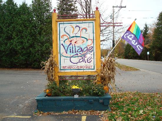 The Village Cafe: Village Cafe