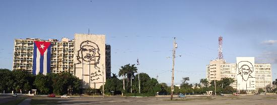 Havana, Cuba: Plaza de la Revoluciòn