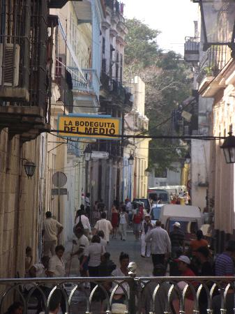 Havana, Cuba: La Bodeguita del Medio