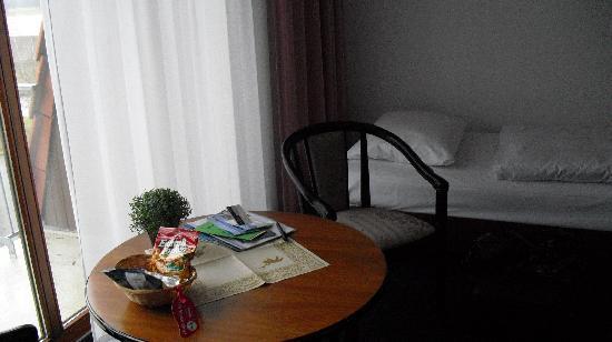 Spreewald Parkhotel: Unser Zimmer