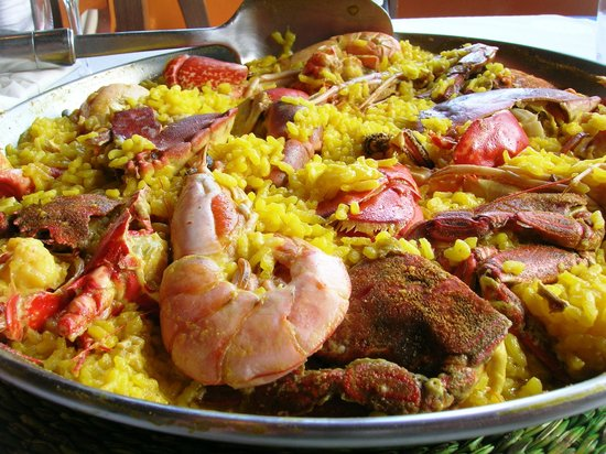 La Solana Restaurante: La Paellita (2)