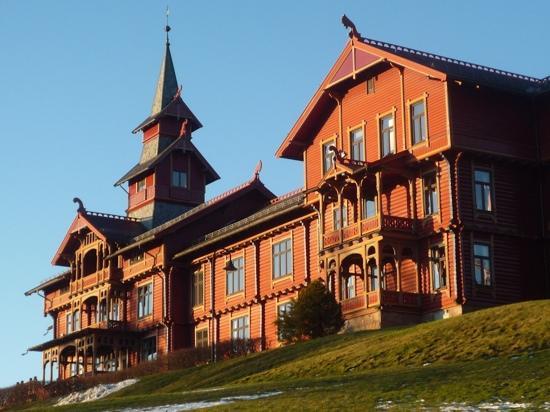 Scandic Holmenkollen Park: Frontage