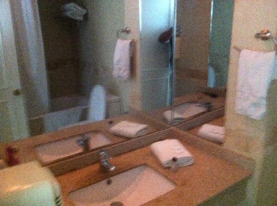 Hotel Antofagasta: Baño