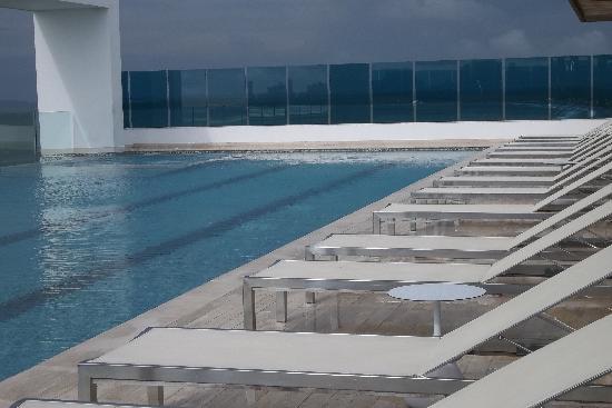 Hotel Las Américas Torre del Mar: Torre del Mar, piso 10