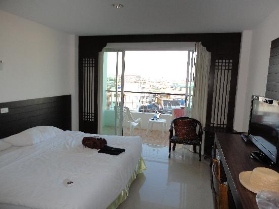 Baan Manthana Hotel: Baan Manthana Seaview Room_2
