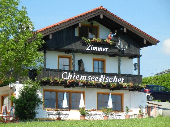 Zum Fischer am See: The Pension