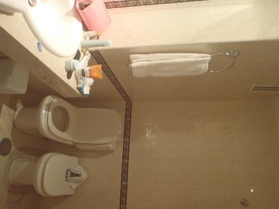 Senorio de Aloha: bathroom