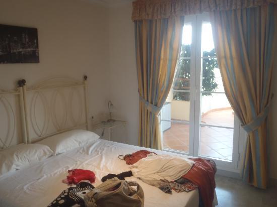 Senorio de Aloha: double room