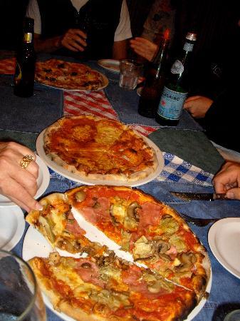 Vagabondo Pizzeria Ristorante: pizza